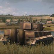 Горящие танки в ролике к запуску Steel Division 2