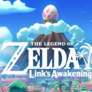 Линк не сдастся без боя — видео The Legend of Zelda: Link's Awakening