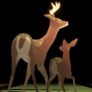 Way to the Woods — необычная игра о путешествии оленей по постапокалиптическому миру