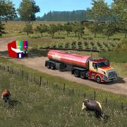 Запись стрима Riot Live: American Truck Simulator: Washington