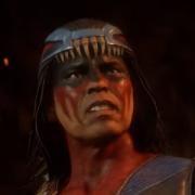 Видео: Ночной Волк в Mortal Kombat 11