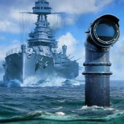 В морях World of Warships скоро появятся подлодки