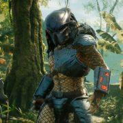 Хищник против четверки солдат в геймплейном видео Predator: Hunting Grounds