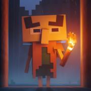 Mojang посвятила вступительный ролик Minecraft Dungeons главному злодею
