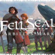 Рецензия на Fell Seal: Arbiter's Mark
