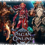 Рецензия на Pagan Online