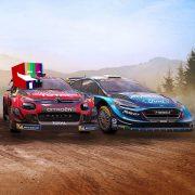 Запись стрима Riot Live: WRC 8