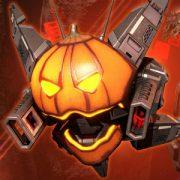 В Star Conflict появились хэллоуинские бомбы-тыквы