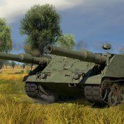 «Операция «Верфь» в War Thunder — возможность получить экзотическую САУ VT1-2