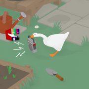 Запись стрима Riot Live: Untitled Goose Game