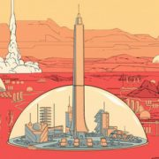 Бесплатная Surviving Mars — в Epic Games Store