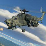 В War Thunder скоро появятся вертолеты «Черная акула» и «Ночной охотник»