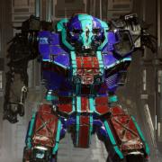 Здания всмятку — геймплей MechWarrior 5: Mercenaries