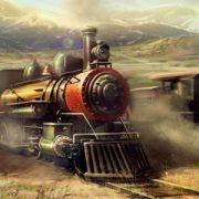 Железнодорожная Америка: премьерный ролик Railroad Corporation