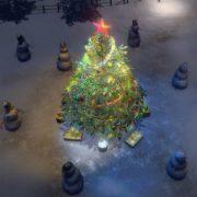 Новый год и снеговики-мутанты в ATOM RPG