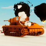 В 2020 году на PC выйдет Total Tank Simulator, смесь шутера и стратегии с необычной картинкой