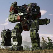 Гигантские роботы против высоток в премьерном трейлере MechWarrior 5: Mercenaries