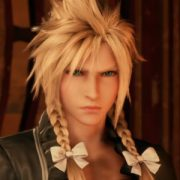 Клауд с бантиками в новом трейлере Final Fantasy 7 Remake