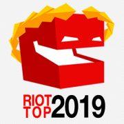 Выбирайте лучшие игры в народном голосовании Riot Top 2019!