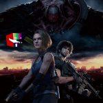 Запись стрима Riot Live: Resident Evil 3, часть первая