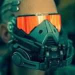 Бегущий по стенам: кинематографический трейлер Ghostrunner