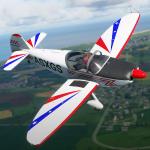 Видео: самолеты и аэропорты из разных изданий Microsoft Flight Simulator
