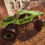 Цирк на колесах: анонс Monster Jam Steel Titans 2
