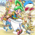 Artdink обозначила сроки выхода Wonder Boy: Asha in Monster World