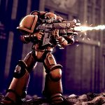 Авторы Battlestar Galactica: Deadlock делают Warhammer 40,000: Battlesector