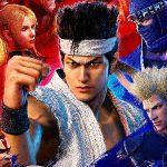 Sega пересадила Virtua Fighter 5 на движок Yakuza