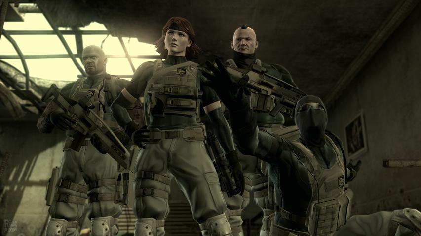 Мэрил и её отряд
