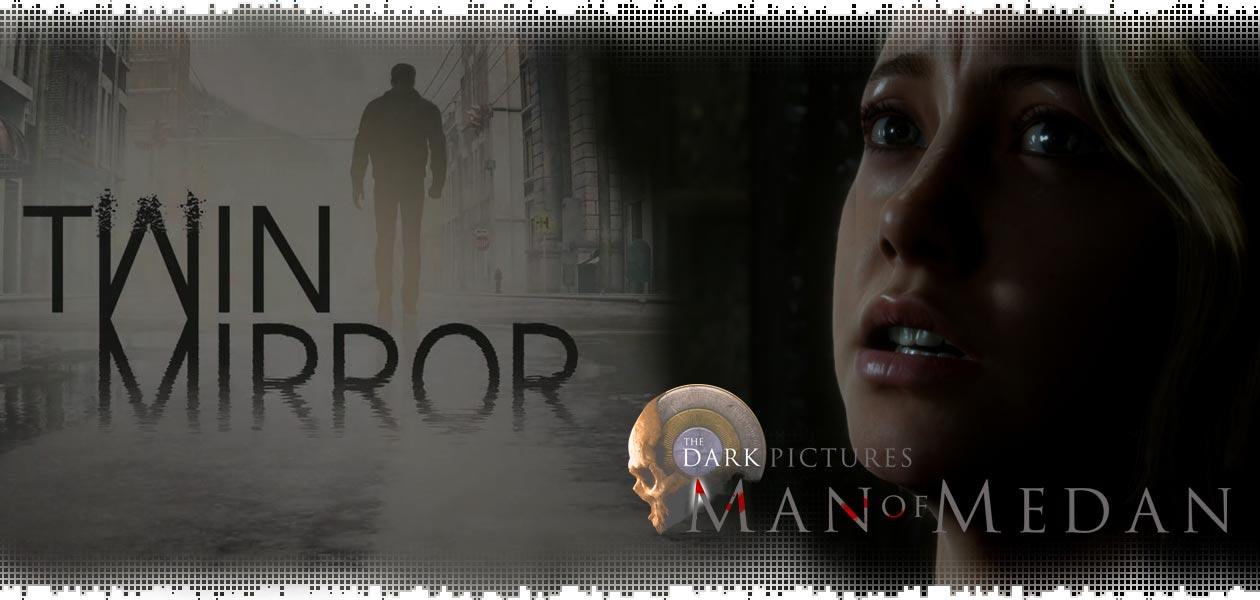 The Dark Pictures и Twin Mirror. Впечатления с gamescom 2018