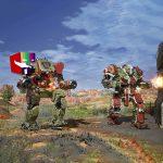 Запись кооперативного стрима Riot Live: MechWarrior 5: Mercenaries