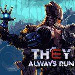 Опасная миссия: геймплейный ролик They Always Run