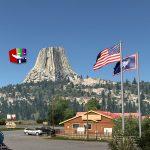 Запись стрима Riot Live: American Truck Simulator: Wyoming